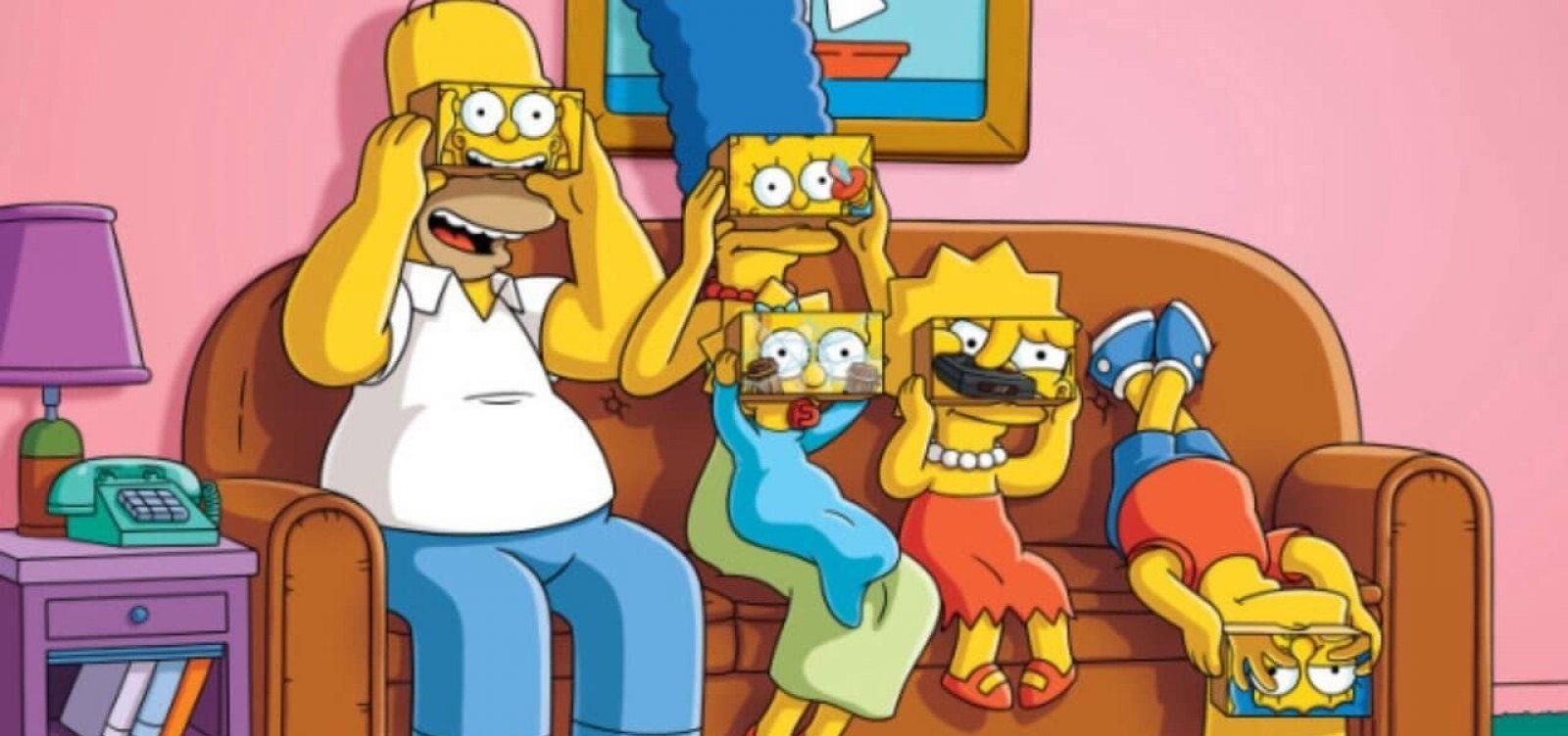 Os Simpsons registra pior audiência da série em todos os tempos