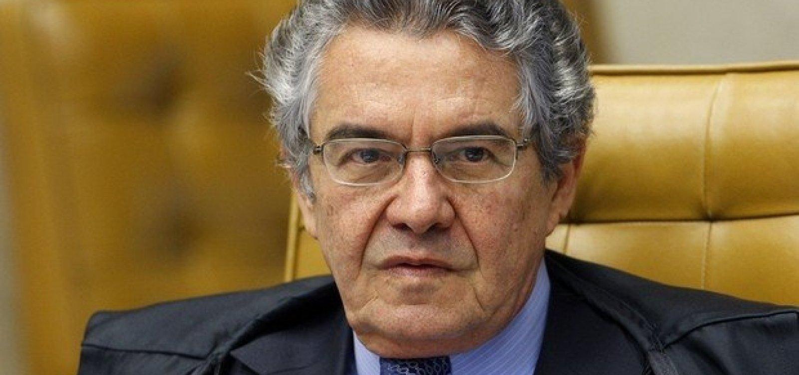 'Ruim para ele, para Presidência e para STF', diz Mello sobre aceno de Bolsonaro a Moro