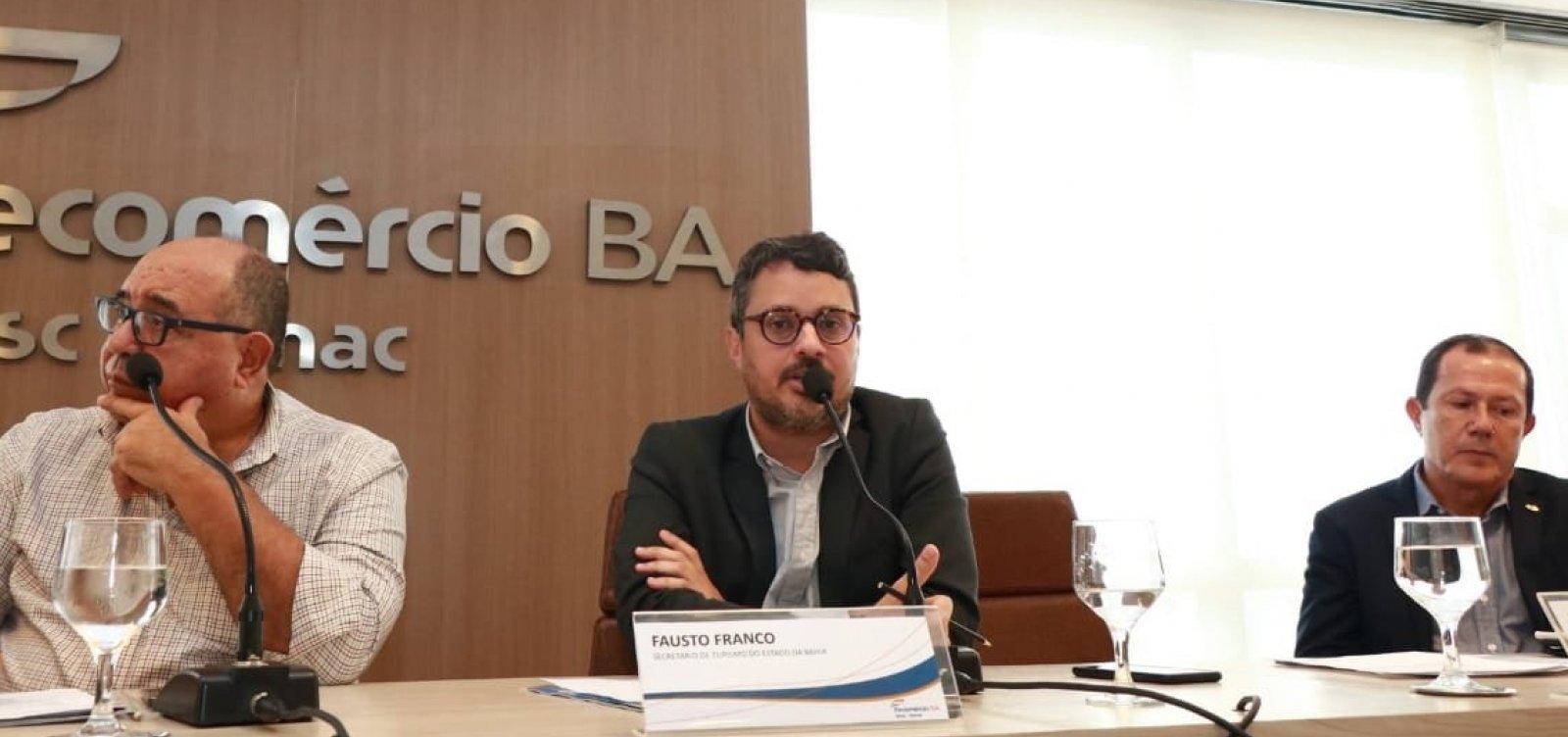 Secretário de Turismo defende concessão do Palácio Rio Branco: 'É melhor deixar acabar?'