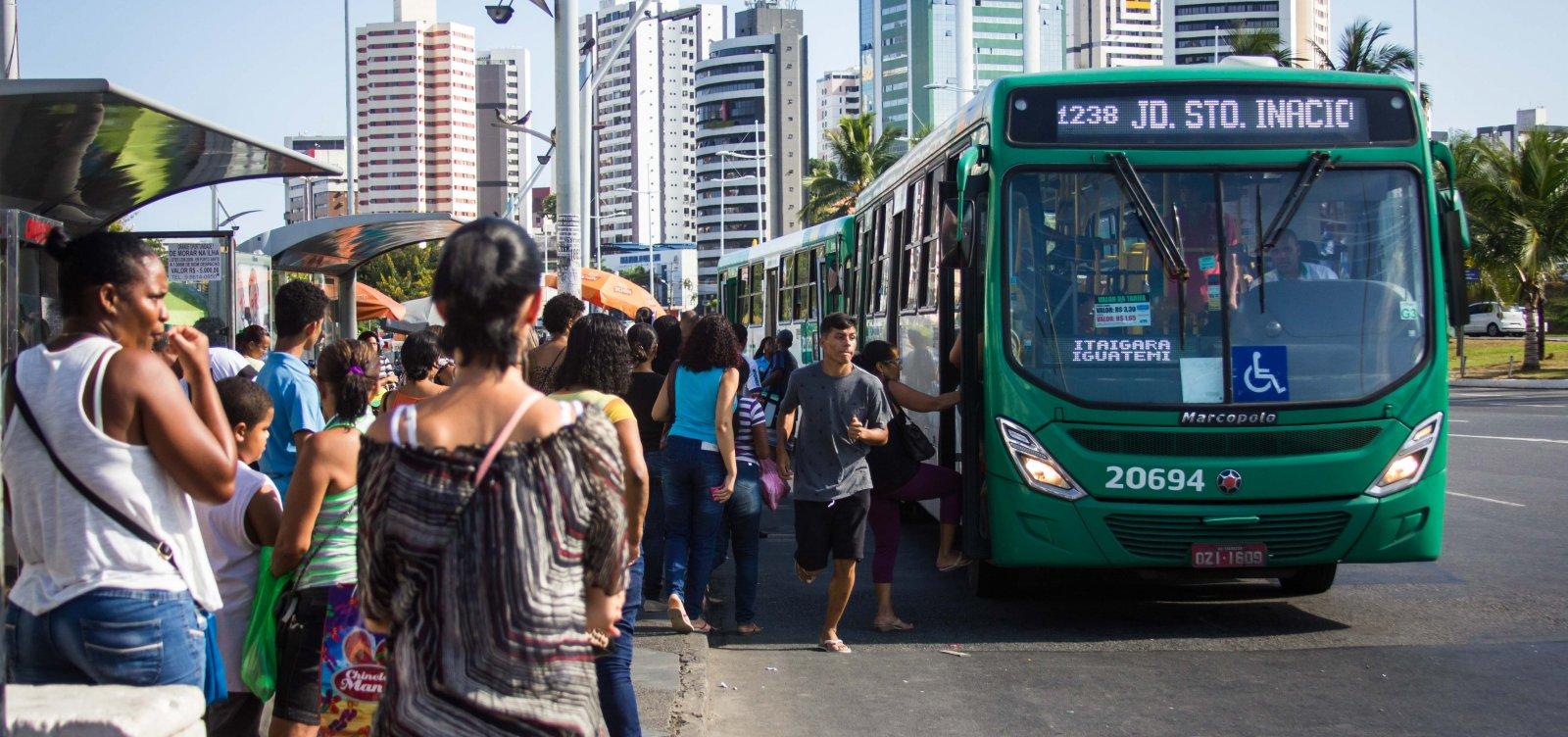 Rodoviários chegam a acordo e cancelam greve na Bahia