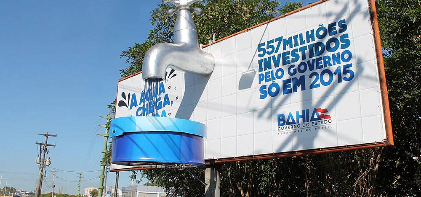 Secretaria de Infraestrutura Hídrica e Saneamento tem nova baixa