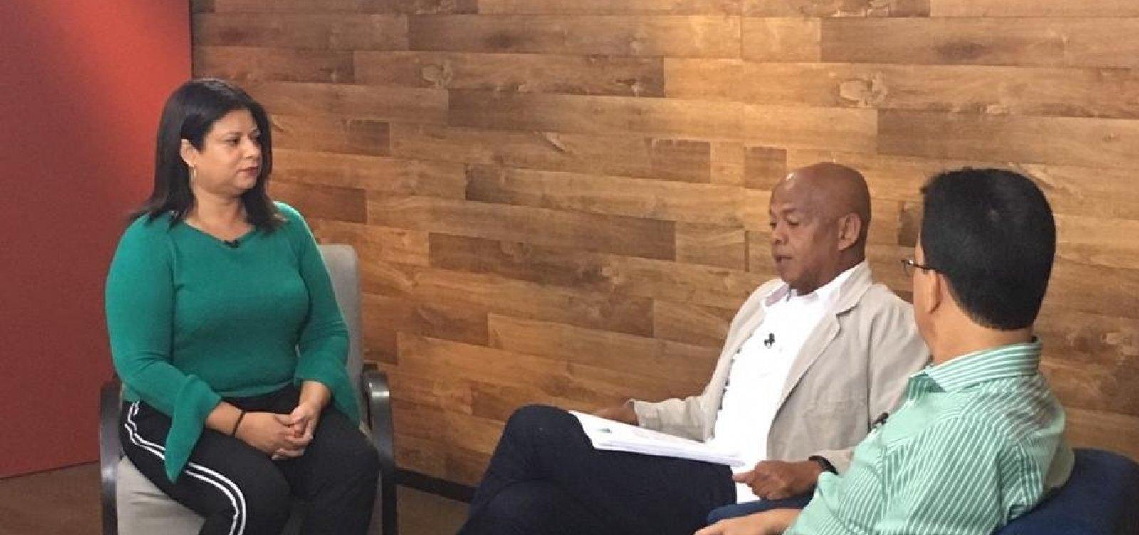 TV Câmara estreia Questão de Ordem, com Cíntia Kelly