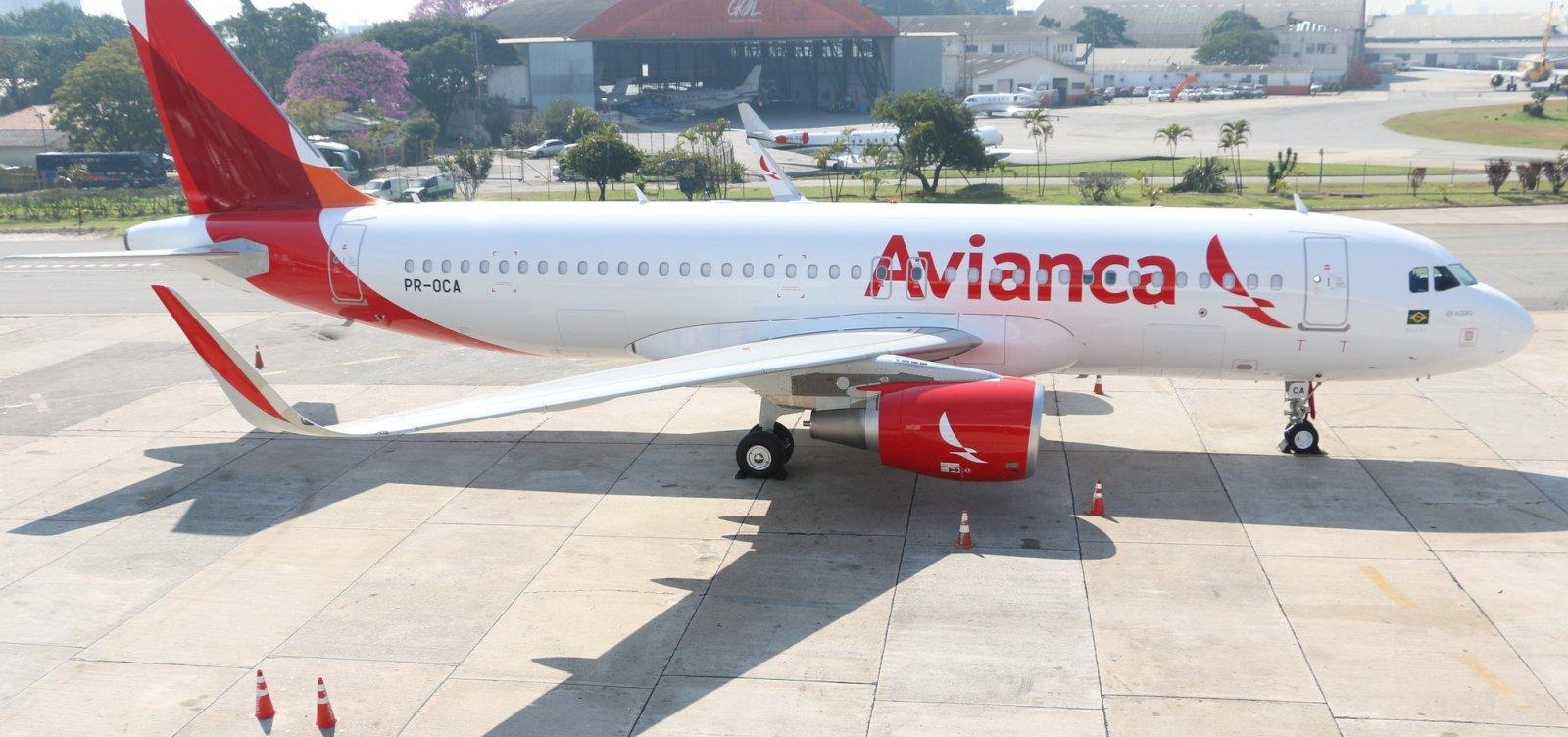 Avianca pede novo certificado de operador aéreo à Anac