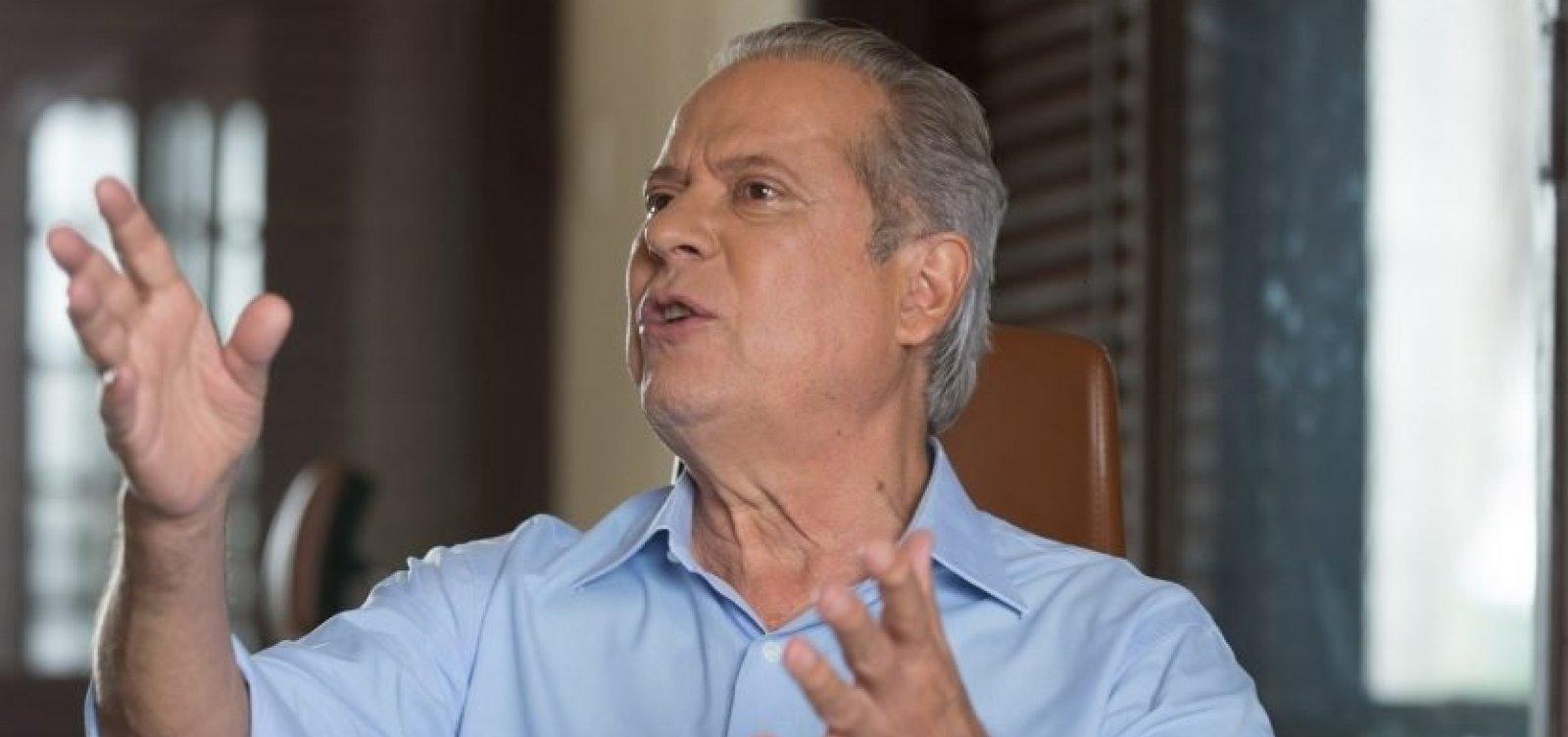TRF-4 nega recurso e manda Dirceu voltar para prisão