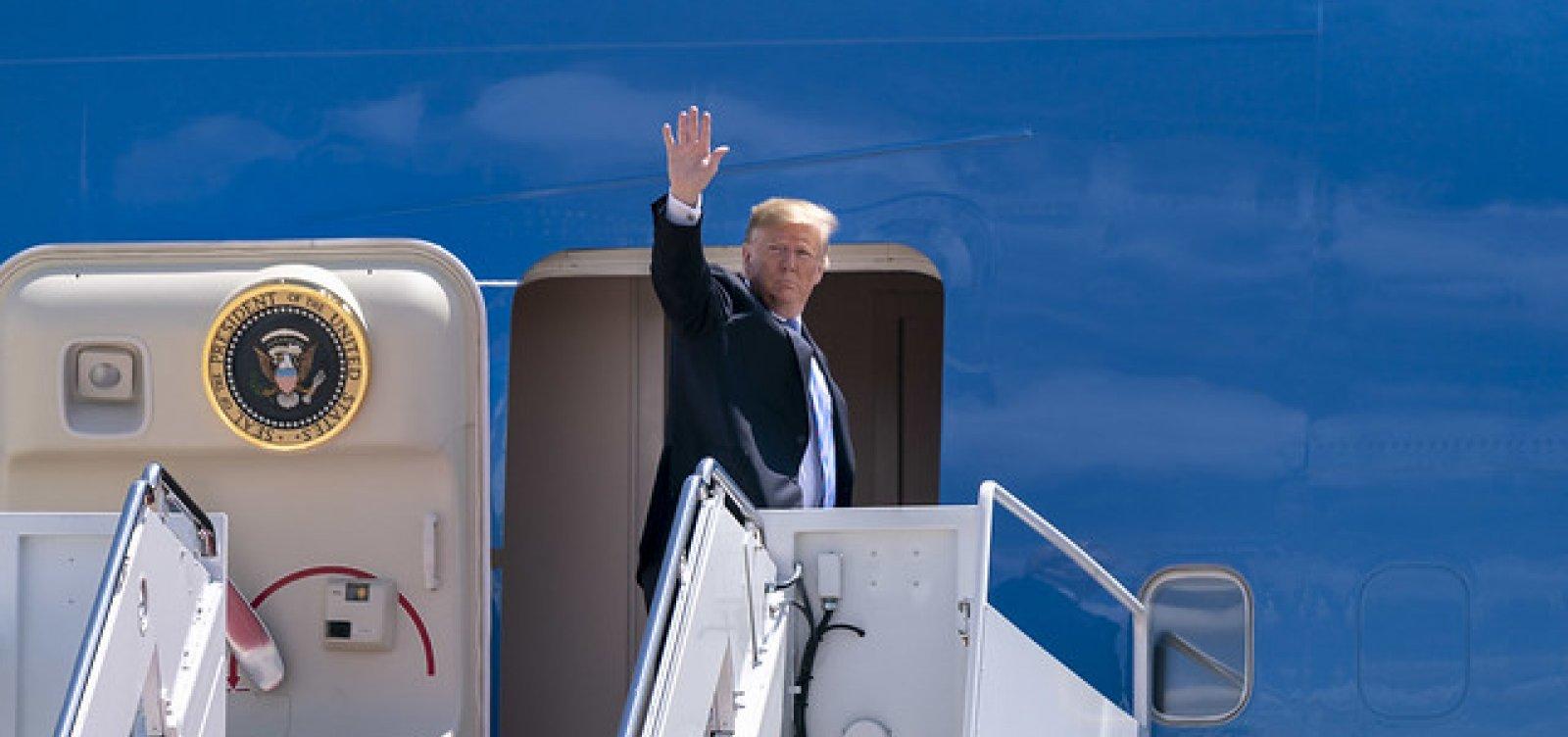 Trump declara emergência nacional e proíbe equipamentos de telecomunicações estrangeiros