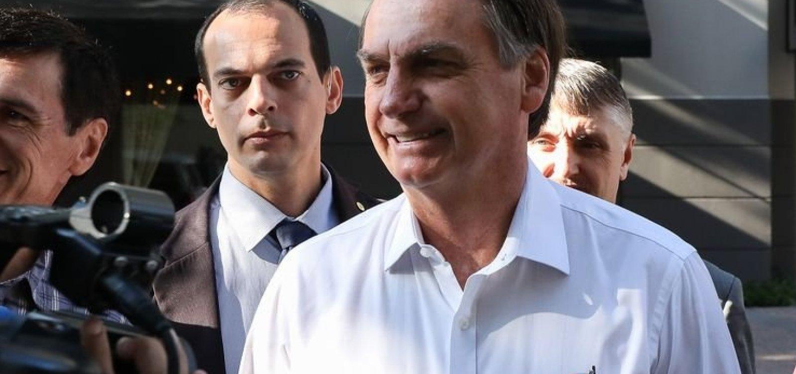 'Quem decide corte não sou eu, ou querem que eu sofra impeachment?', diz Bolsonaro
