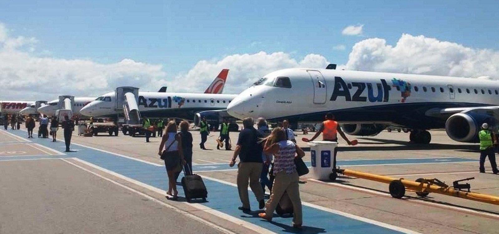 Porto Seguro deve ter novo aeroporto com voos para a Europa