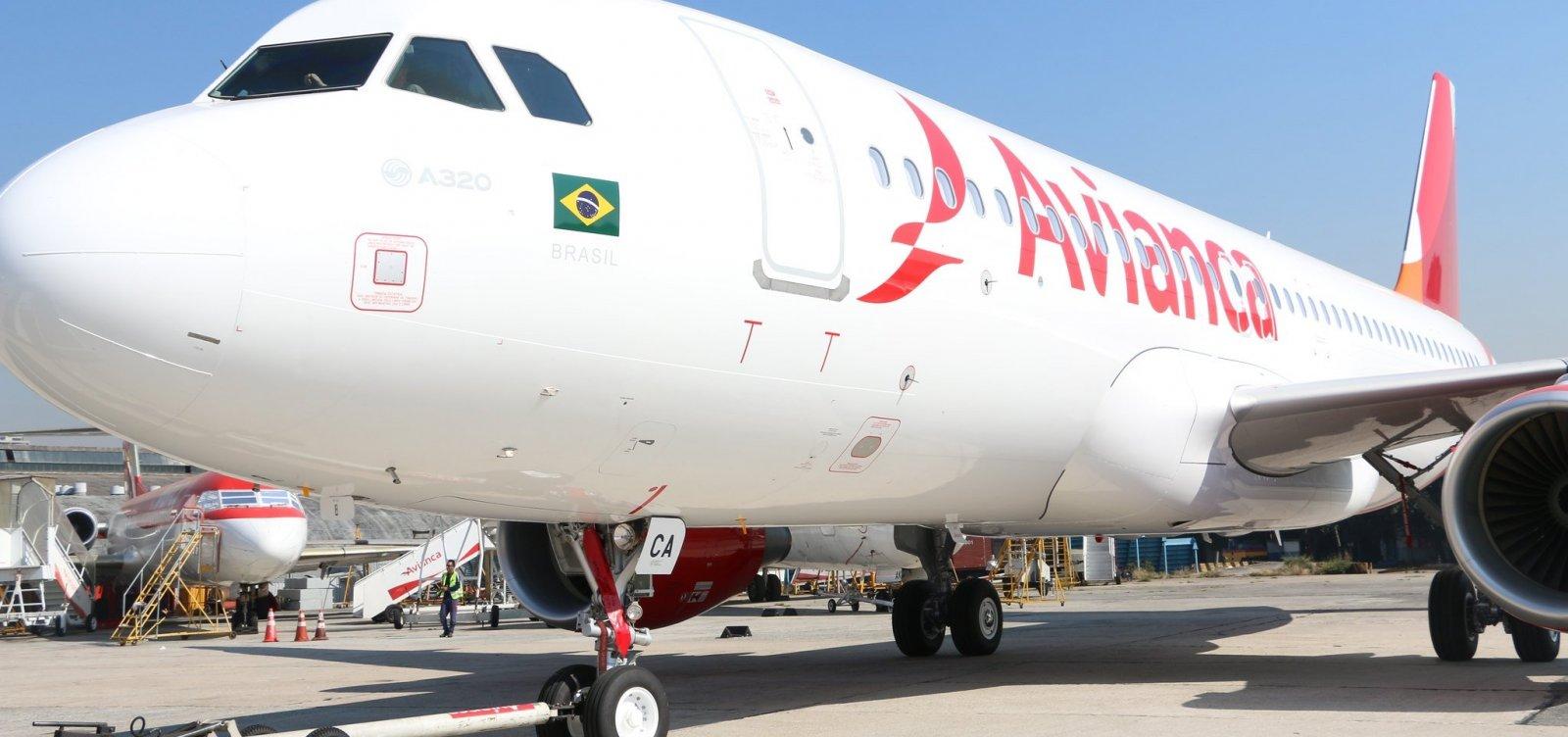 Tripulantes da Avianca entram em greve hoje