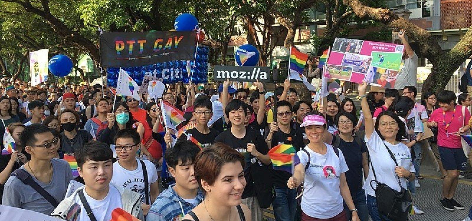 Taiwan se torna primeiro país da Ásia a legalizar casamento gay