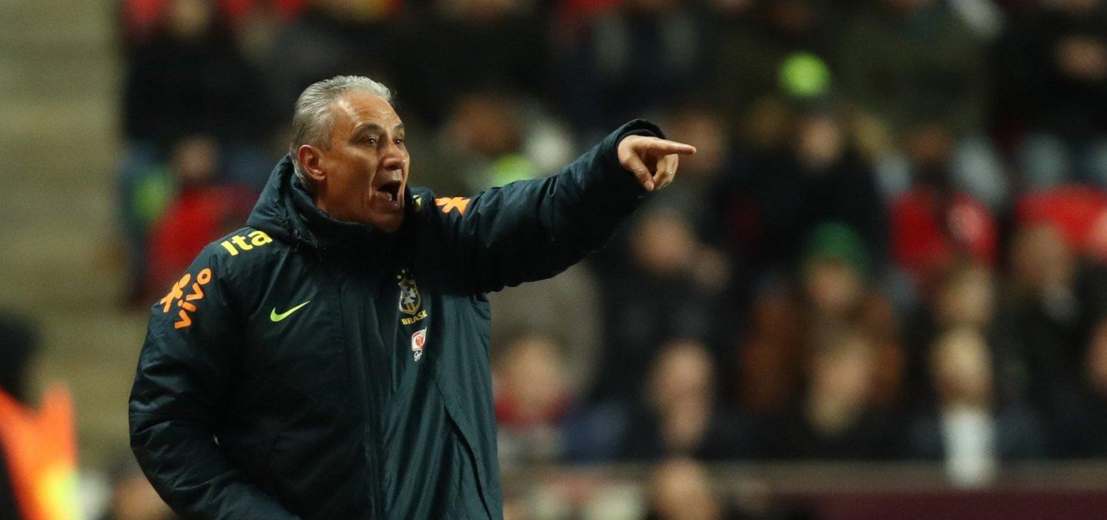 Tite anuncia convocação da seleção brasileira para Copa América; confira