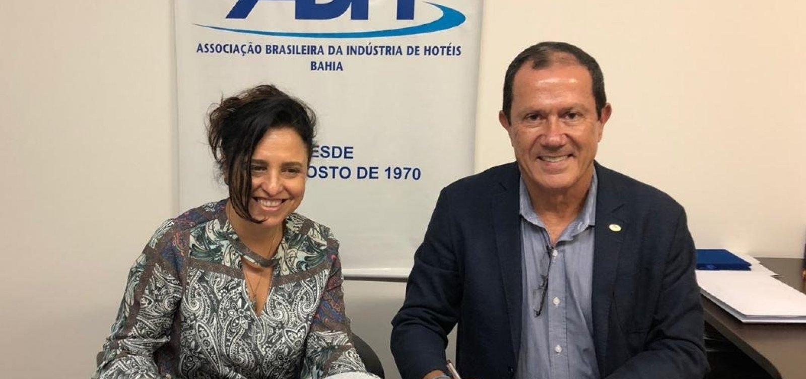 ABIH-BA e Braztoa firmam parceria inédita