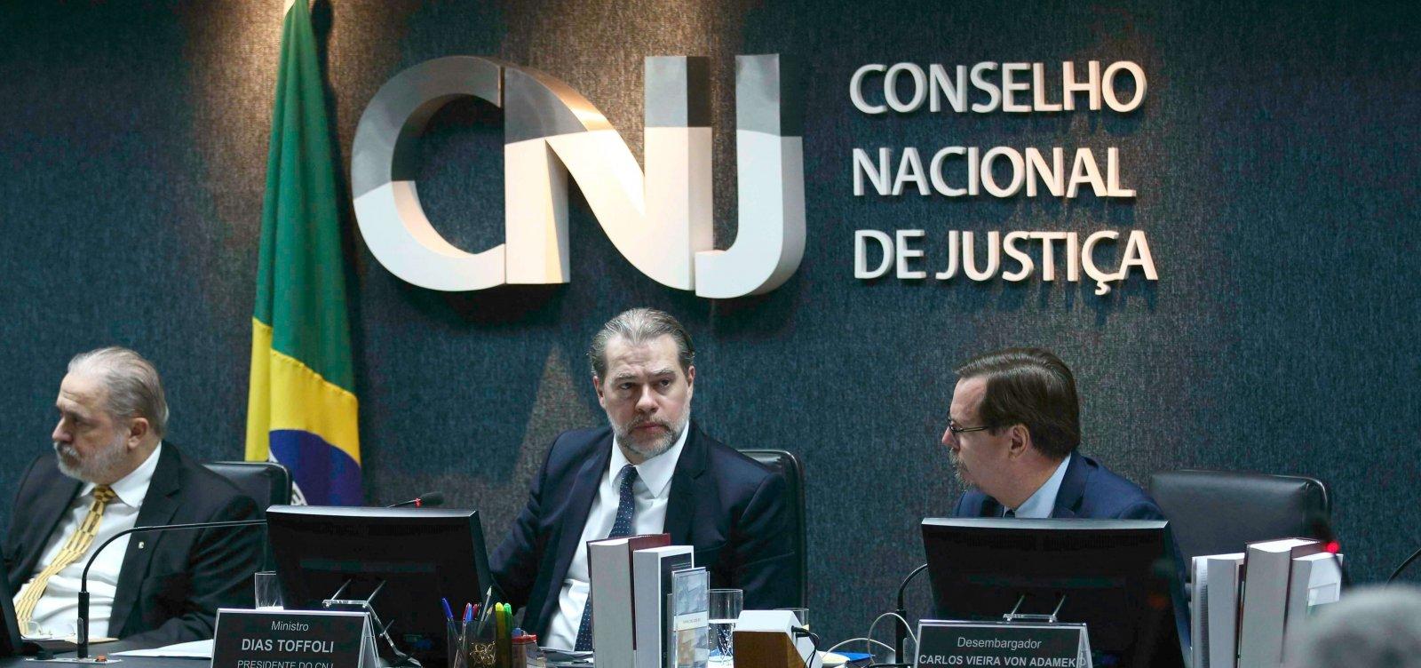 Em 10 anos, número de magistradas cresce apenas 1,2%, diz CNJ