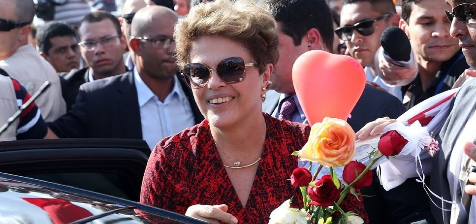 Dilma diz que vai processar Bolsonaro por declaração 'mentirosa'