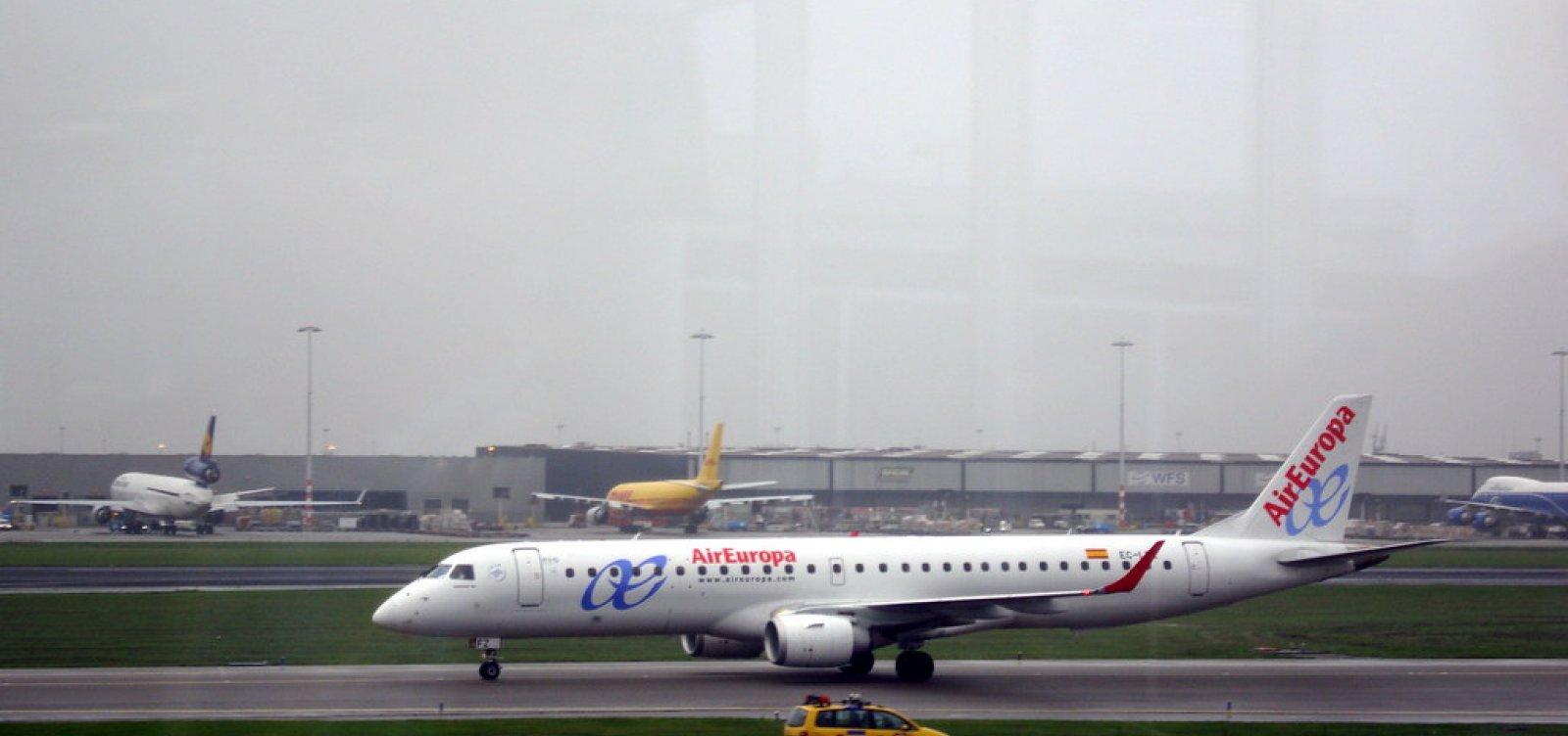 Air Europa quer operar voos domésticos no Brasil