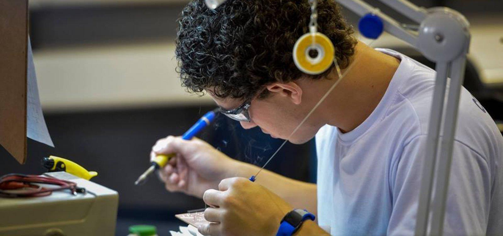Senai abre inscrições para cursos técnicos em Feira e Serrinha