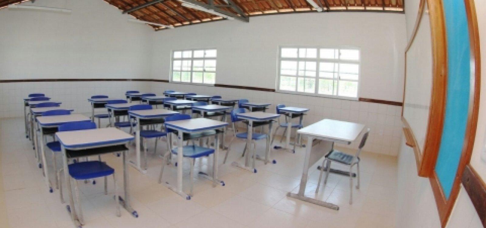 Governo publica promoção de mais de 22 mil professores estaduais