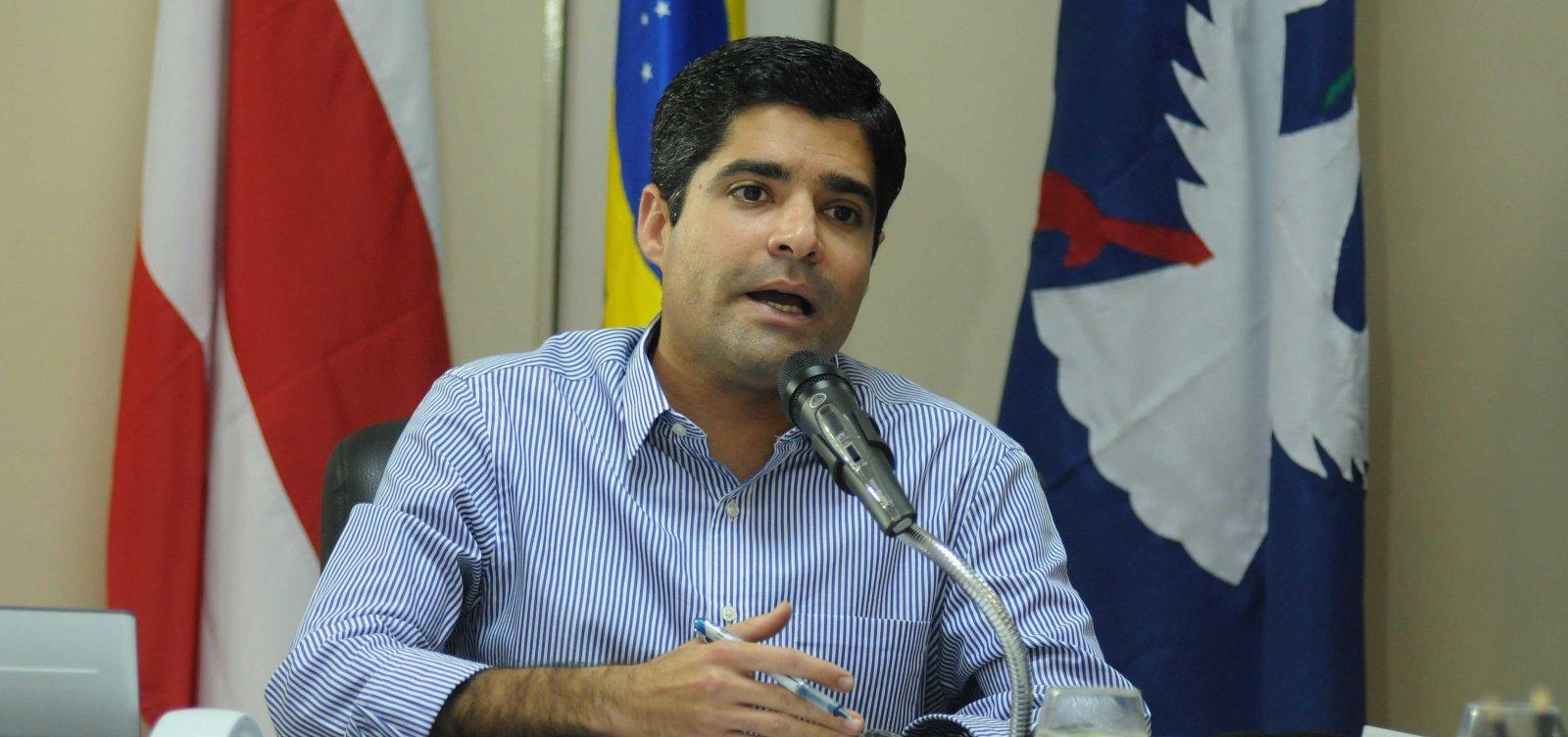 ACM Neto elogia decisão federal de manter convenção do clima em Salvador