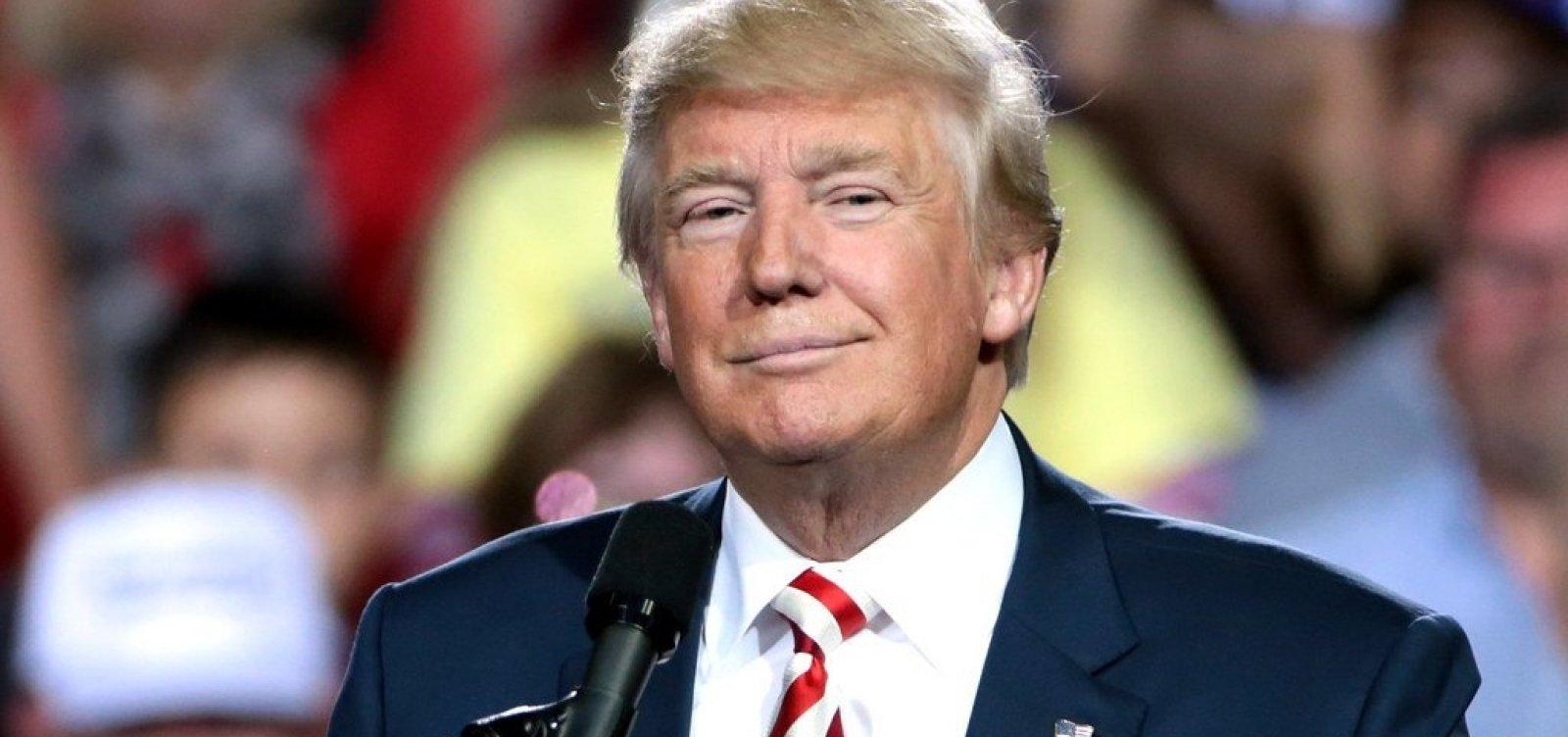 Trump diz que não vai deixar China se tornar maior economia do mundo