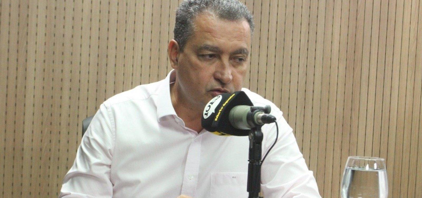 Governo deve baixar ICMS da aviação; licitação da ponte Salvador-Itaparica em 60 dias
