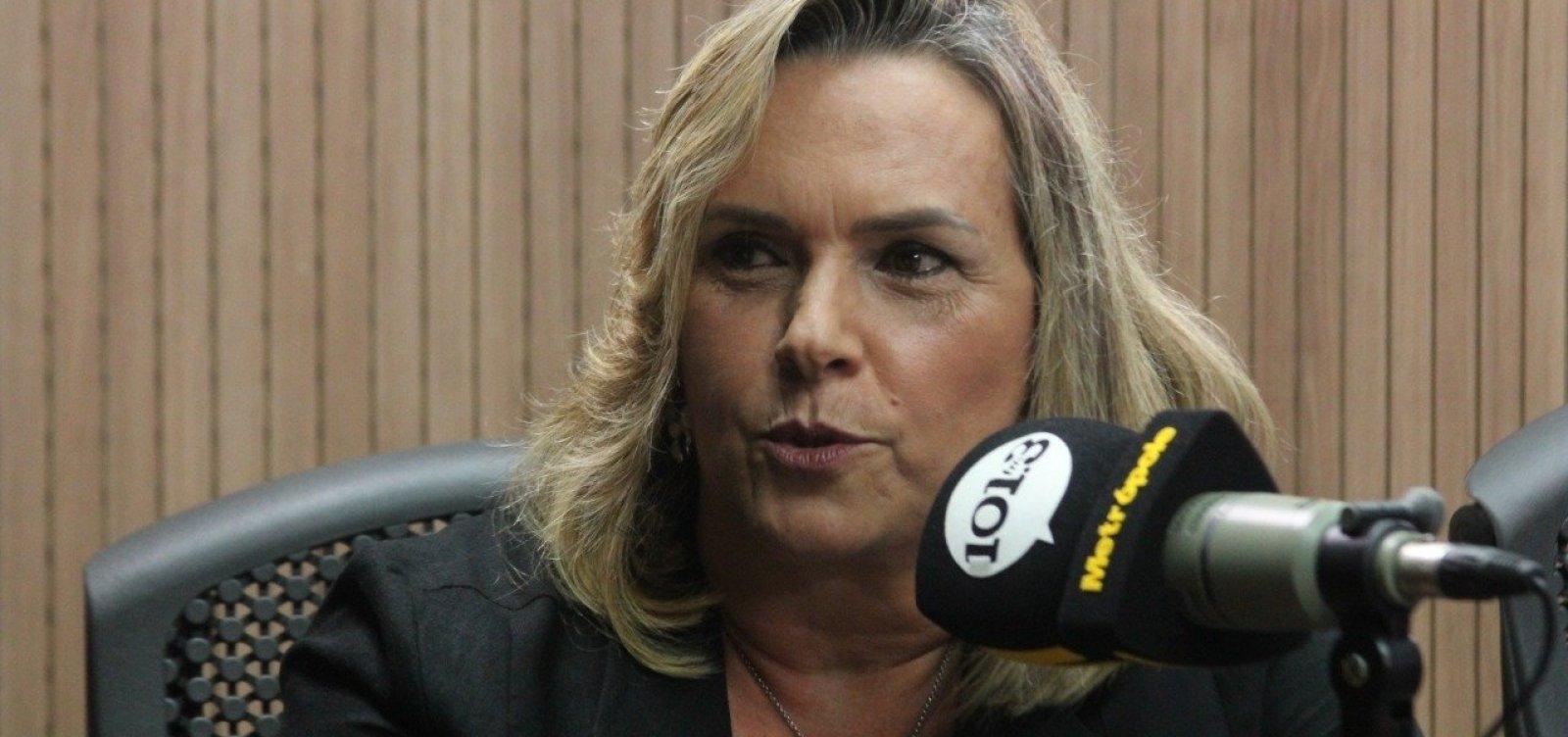 'Se não estabelecer parceria entre polícia e comunidade, não se vai a lugar nenhum', diz Kátia Alves