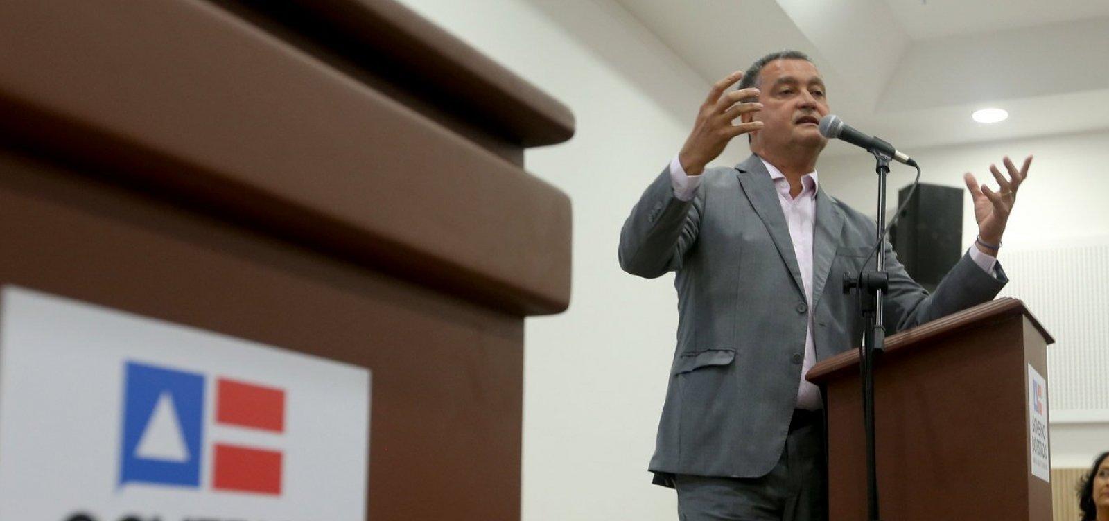 Rui se diz favorável à reforma da Previdência, 'mas se mudar vários pontos'
