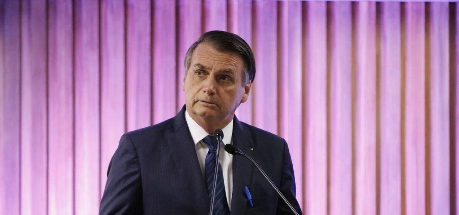 Bolsonaro: Sem reforma, governo não terá dinheiro para salários em 2024