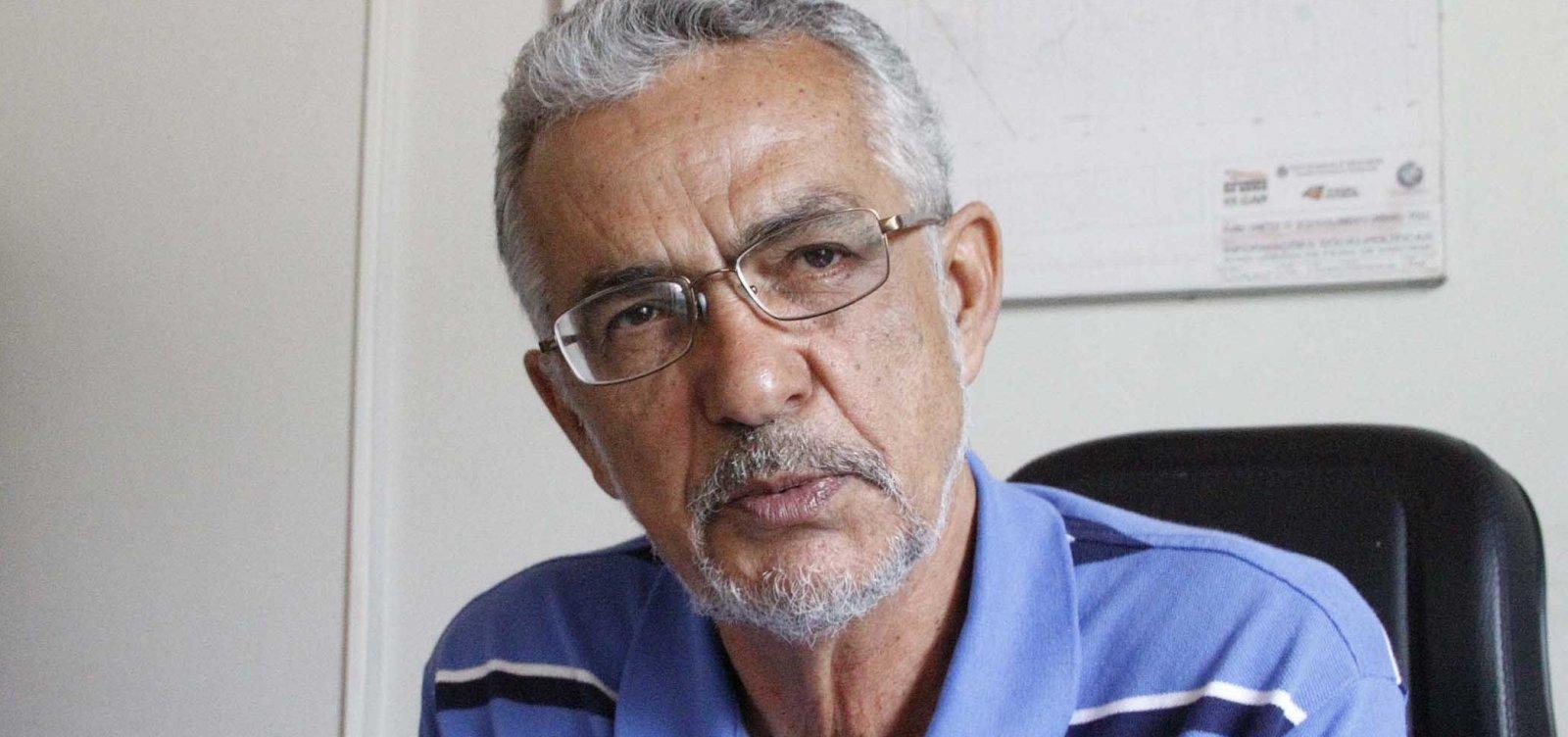 Sociólogo e secretário municipal de Feira, Ildes Ferreira morre aos 67 anos