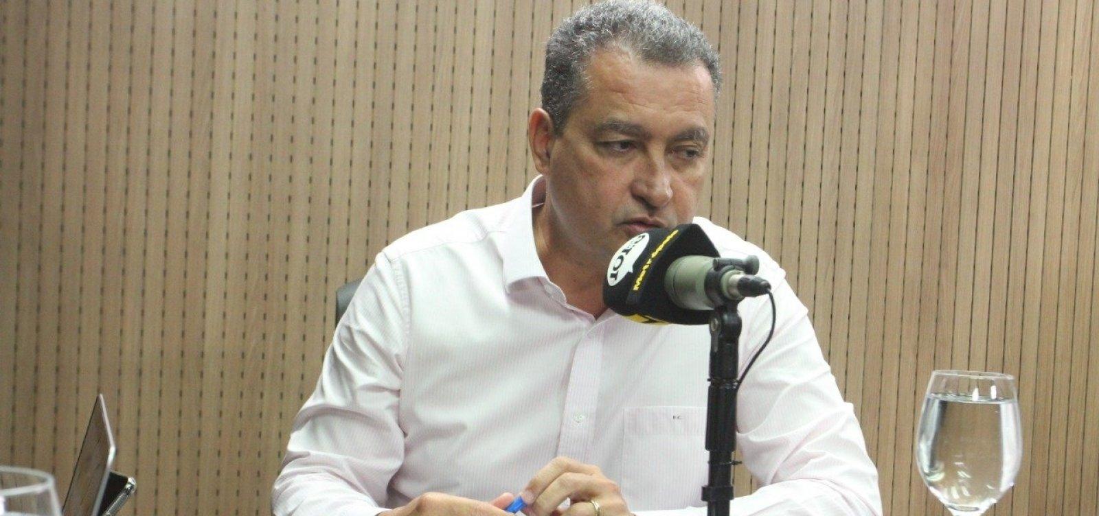 Rui e mais 12 governadores assinam carta contra decreto das armas