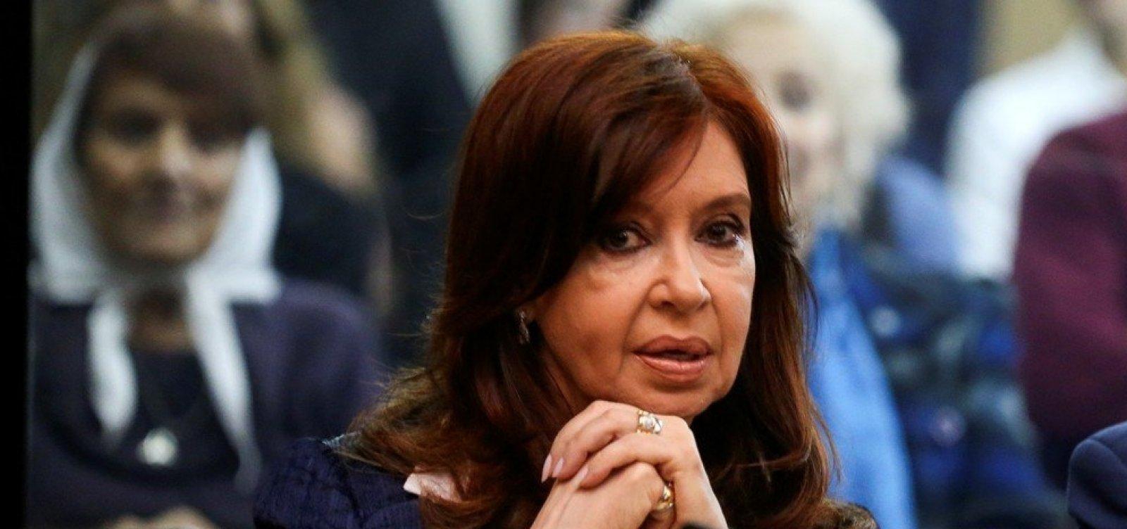 Começa o julgamento de Cristina Kirchner