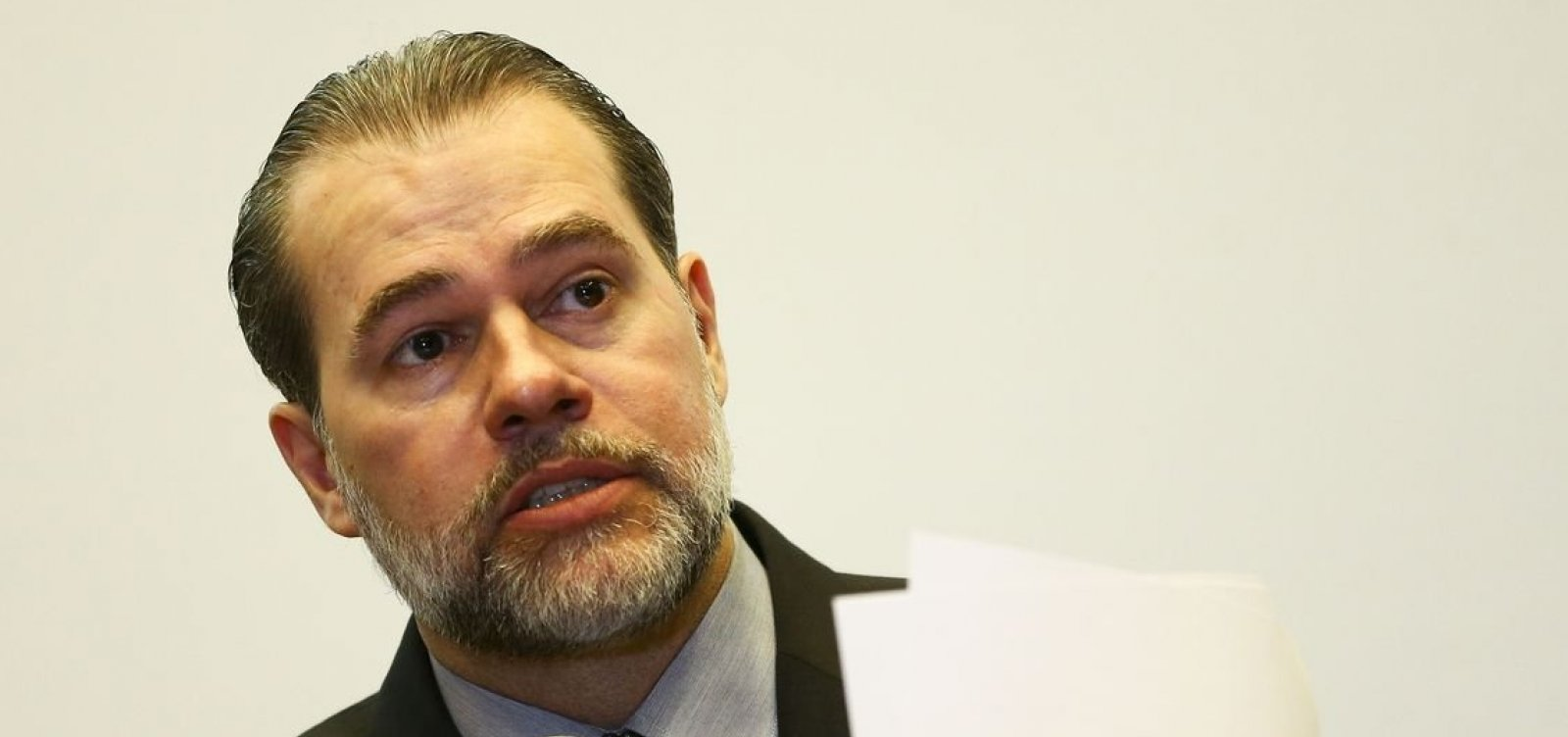 'Temos que diminuir texto da Constituição', diz Toffoli
