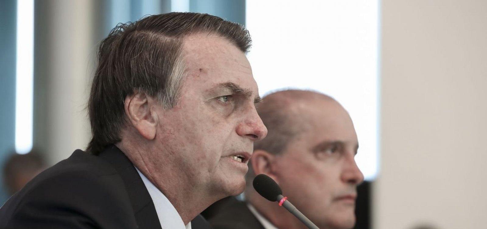 Bolsonaro diz que não irá às manifestações a seu favor