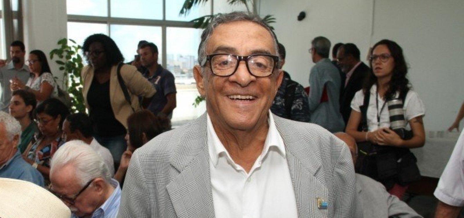 Câmara concede Medalha Tomé de Souza ao jornalista e radialista José Oswaldo