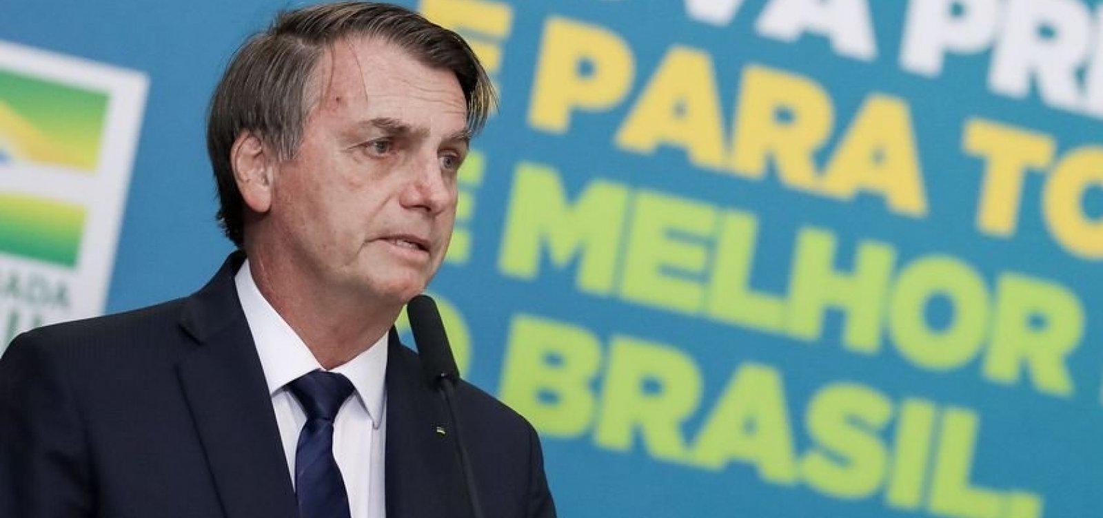 Bolsonaro chama empresários de 'heróis' e promete que não irá 'atrapalha-los'