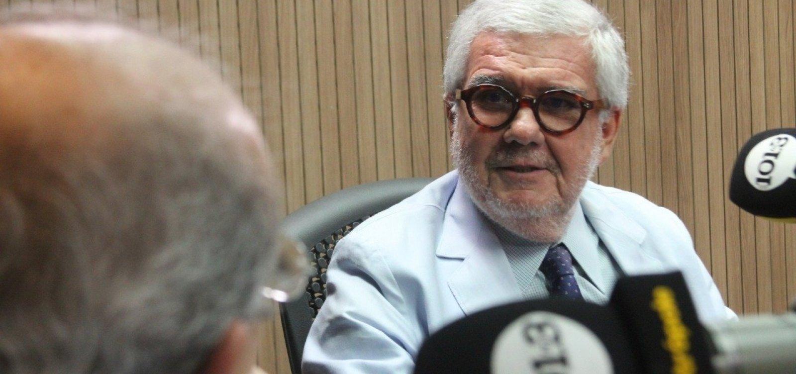 Conselheiro Fernando Vita recorda primeiros anos como jornalista