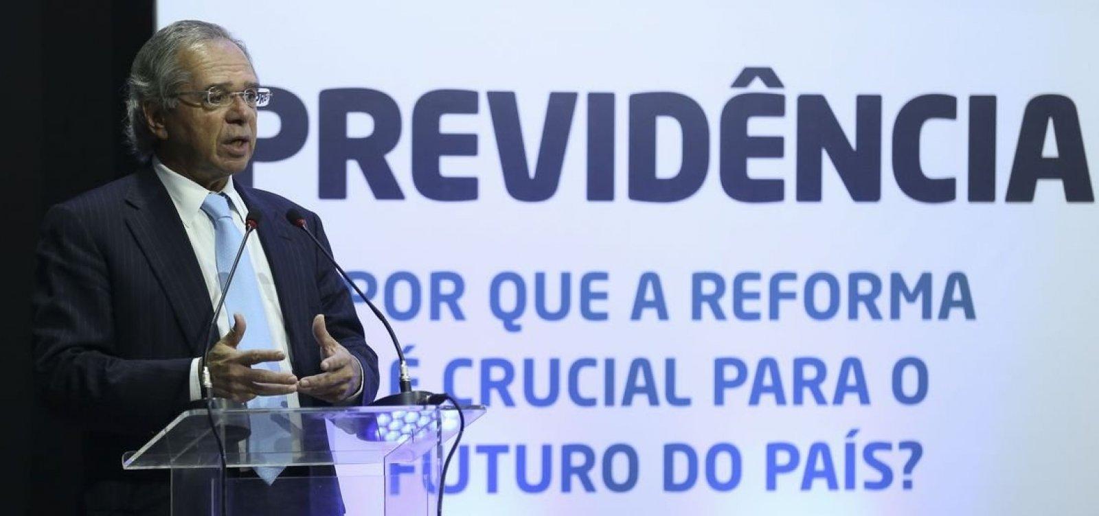 Governo quer avançar em privatizações após reforma da Previdência