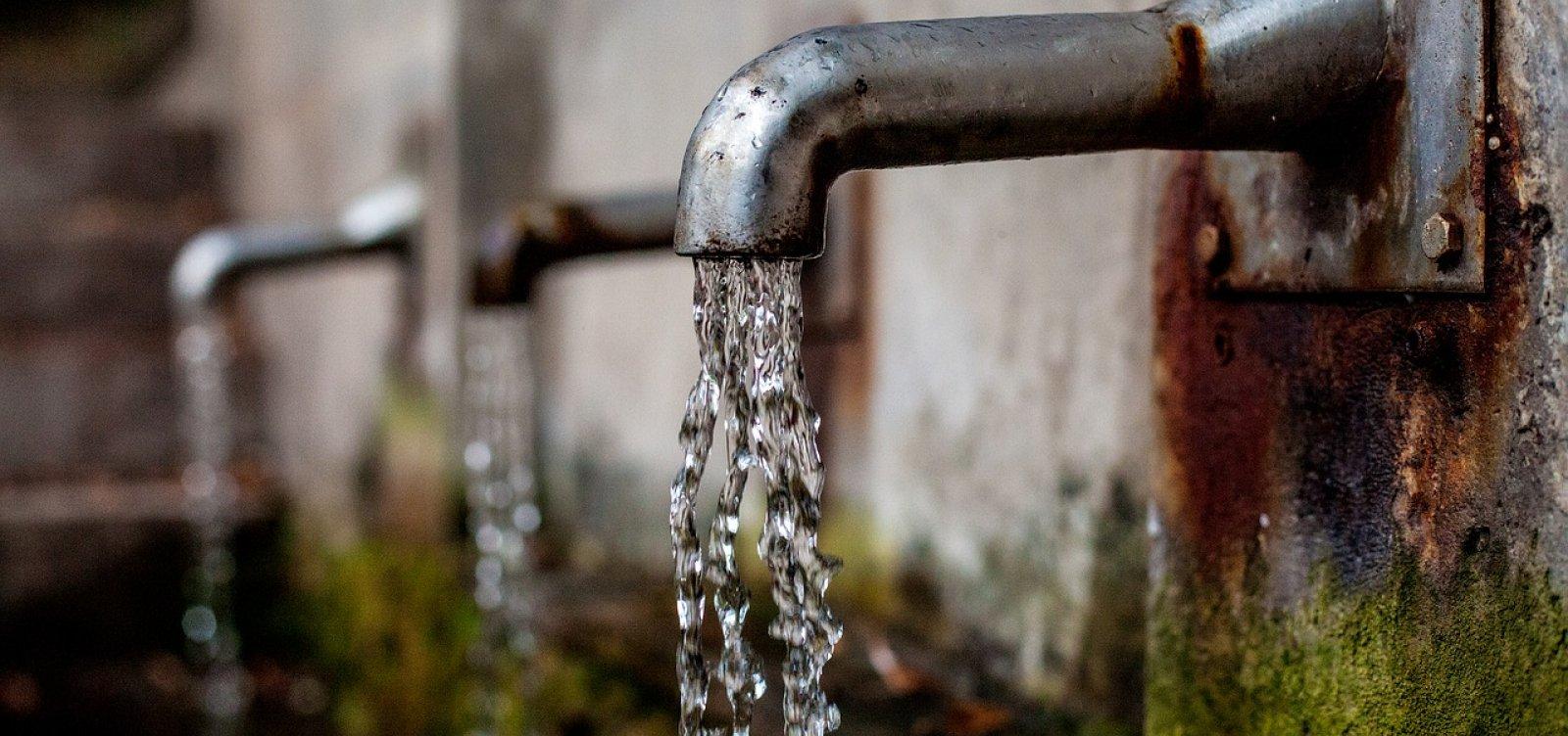 Embasa retoma abastecimento de água após manutenção afetar 21 bairros