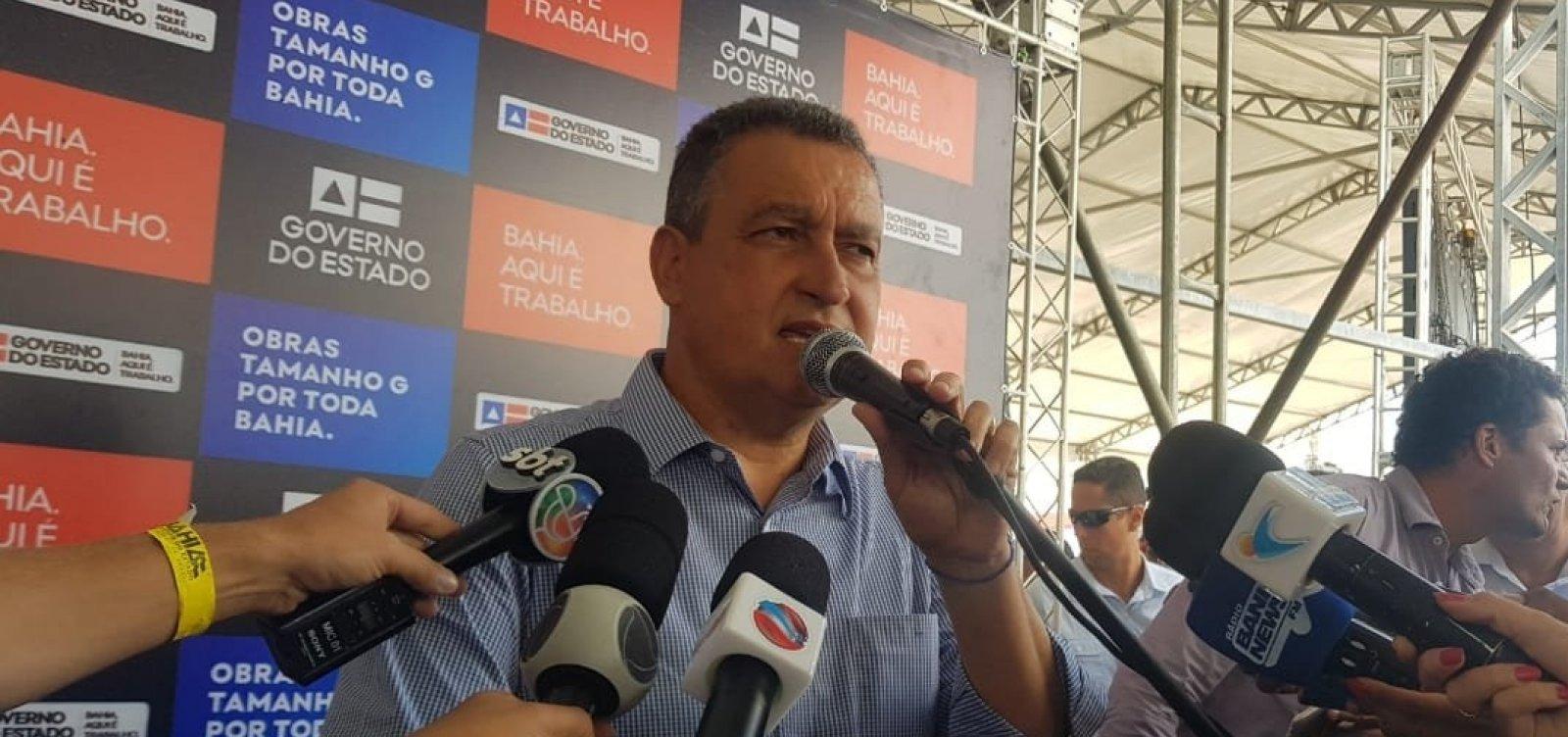 Rui rebate deputado do PSL que chamou Bahia de 'lixo governado pelo PT'