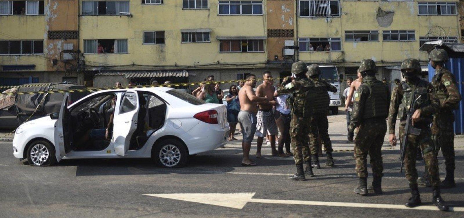 STM libera 9 dos militares que fuzilaram carro de músico no Rio