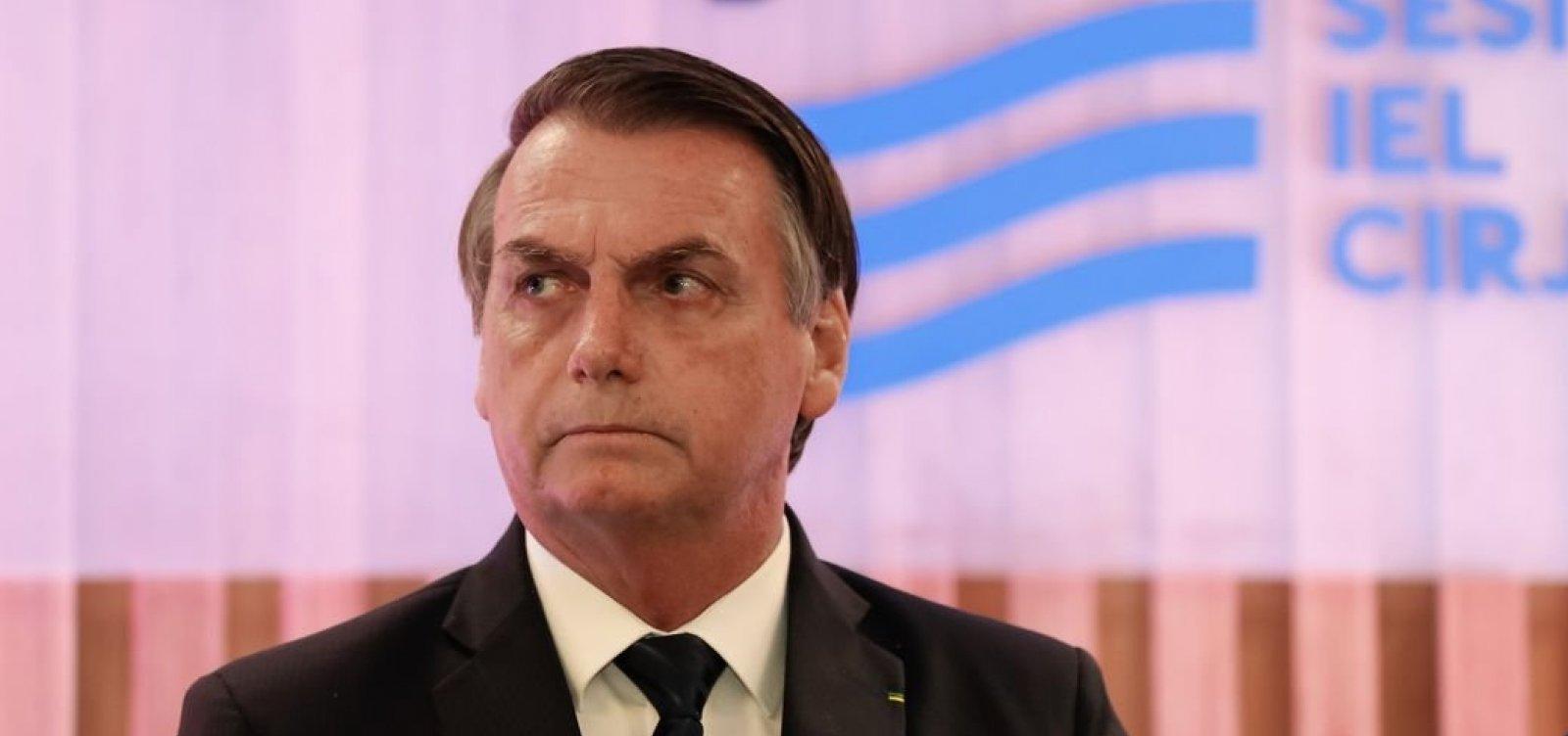 Justiça determina que Bolsonaro indenize Maria do Rosário em 15 dias