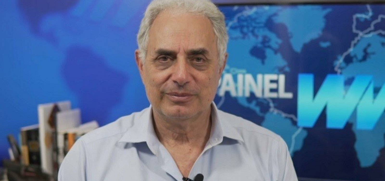 CNN Brasil terá William Waack como principal âncora
