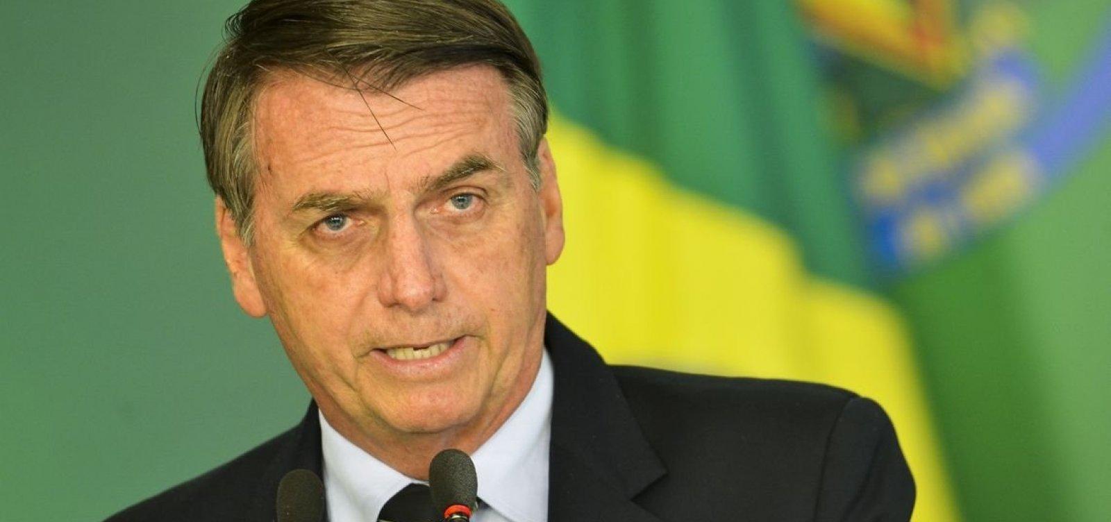 Bolsonaro anuncia convocação de mais de mil policiais federais