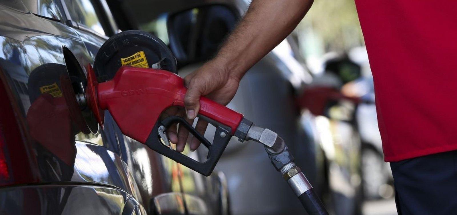 Campanha faz dia de venda de gasolina e outros produtos sem impostos neste sábado