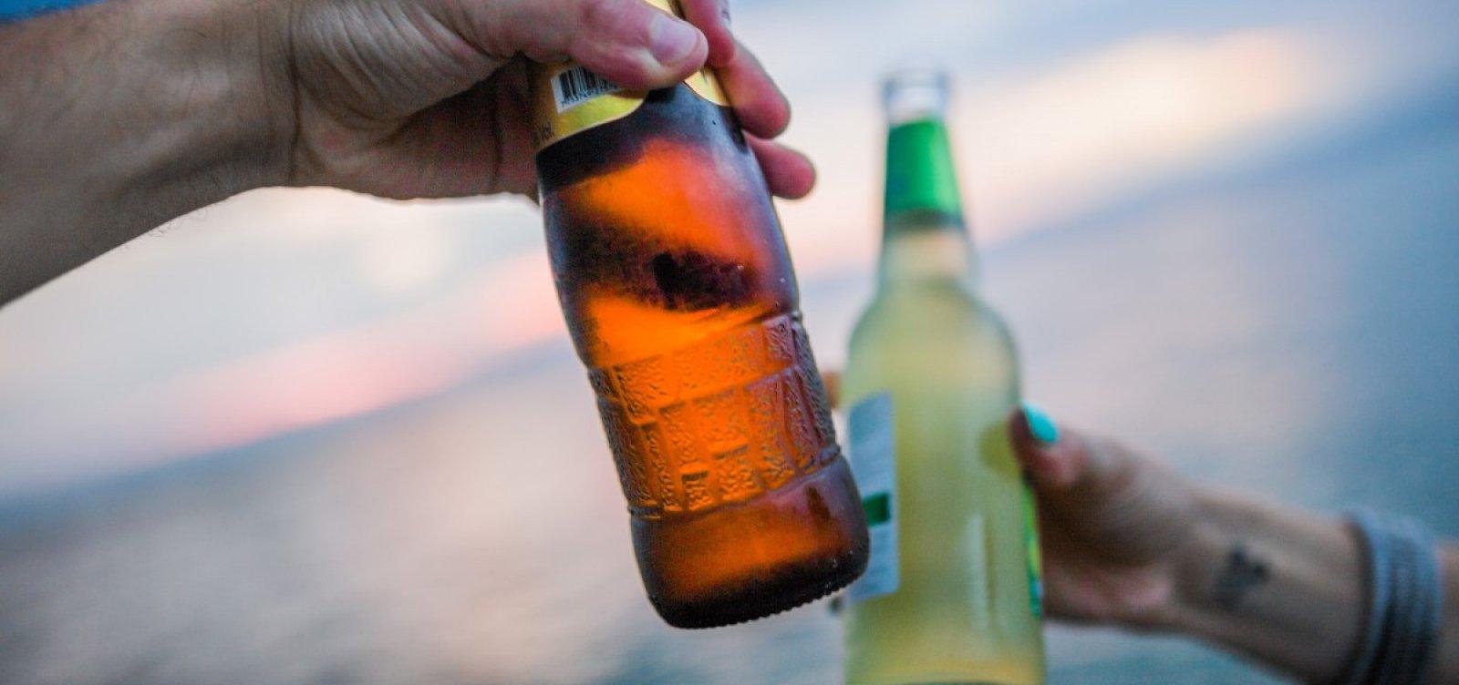 Venda e consumo de garrafa long neck será proibido em Morro de São Paulo