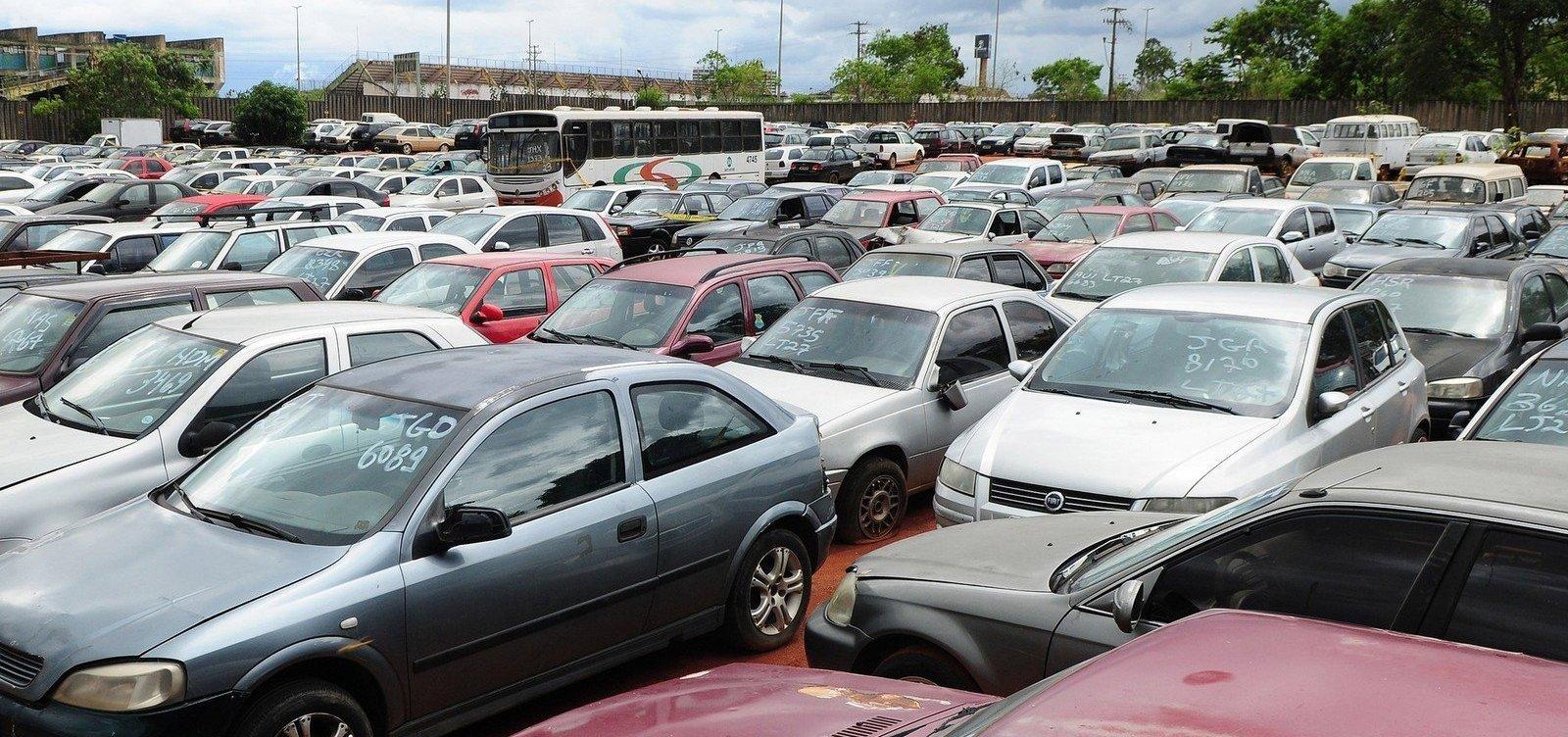 Transalvador fará leilão de veículos usados e sucatas nesta segunda-feira