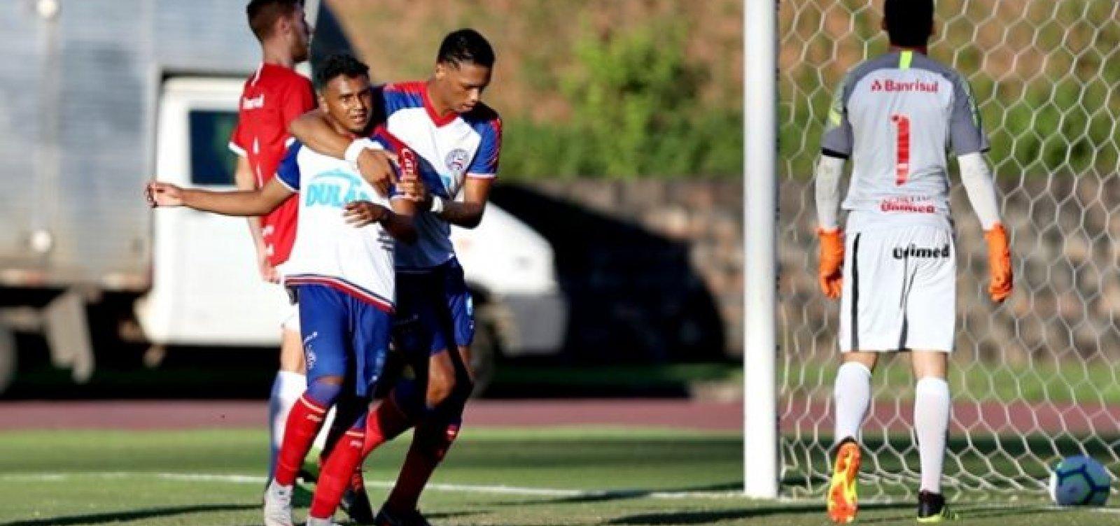 Campeonato Brasileiro de Aspirantes terá duelo Ba-Vi