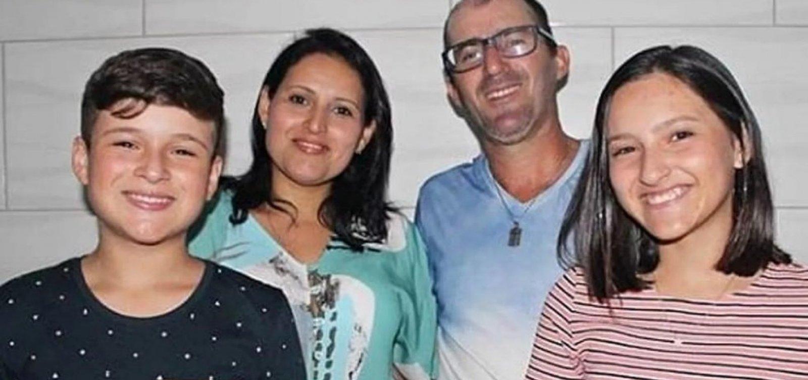 Polícia chilena apura negligência em caso de família brasileira morta em Santiago