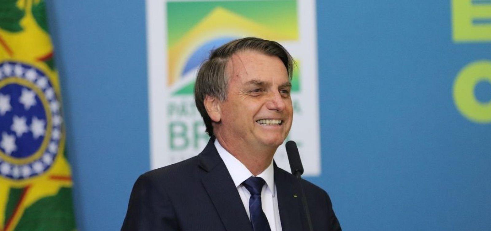 Bolsonaro cumprimenta primeiro-ministro da Índia após reeleição