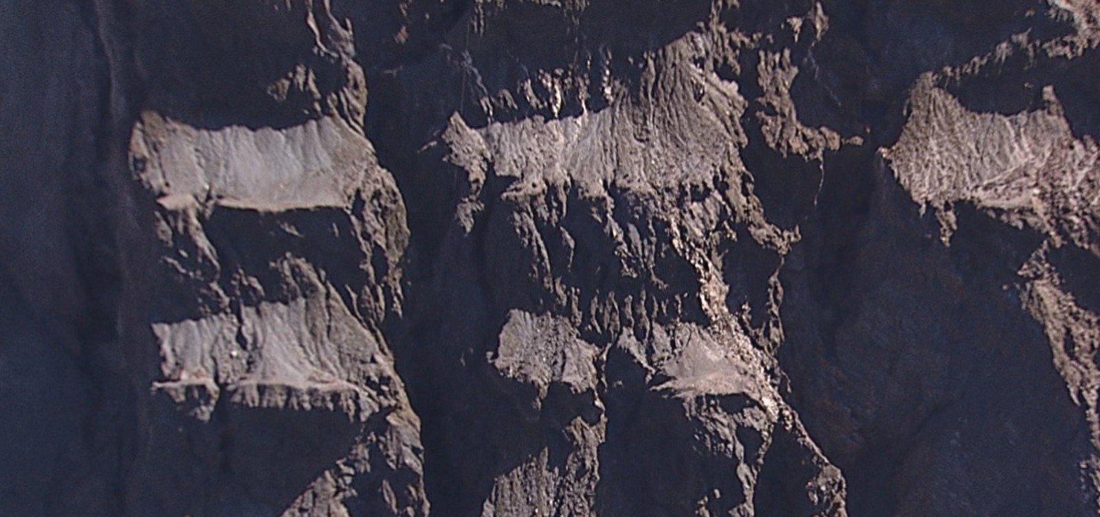 Movimentação de talude em mina da Vale em Barão de Cocais atinge 20 cm em alguns pontos