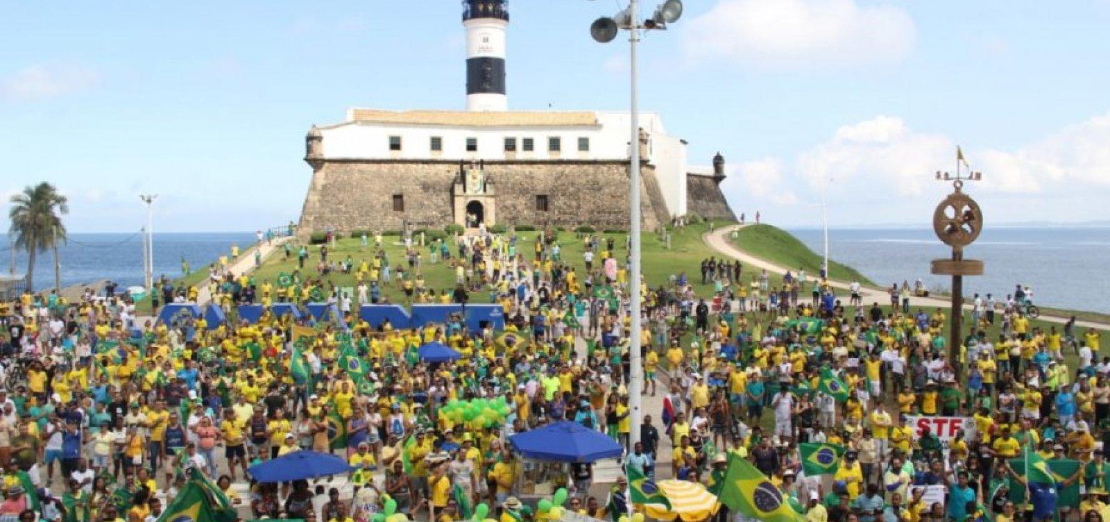 Grupos pró-Bolsonaro acusam prefeitura de 'censura' ao impedir desfile de trio