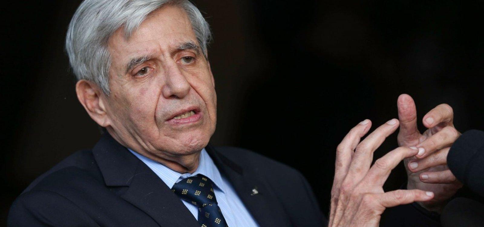 Ministro Augusto Heleno diz que manifestações são 'significativas' e 'nada desprezíveis'
